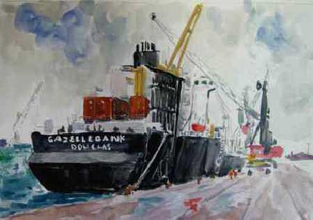 GazelleBank à Dunkerque