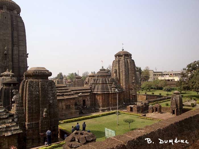 Lingara temple