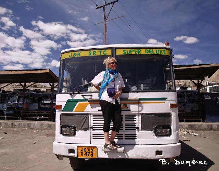 Brigitte part pour le Cachemire