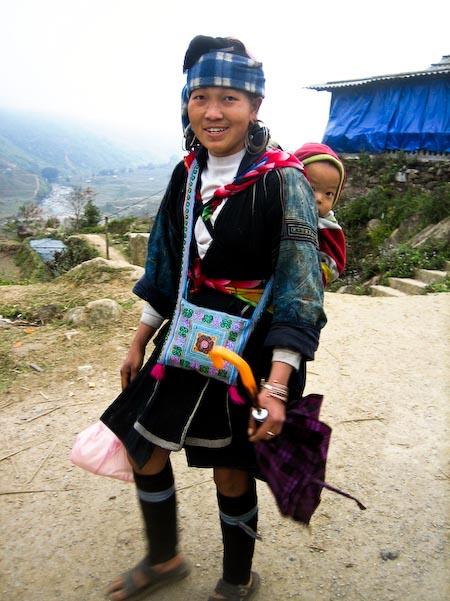 Femme Hmông