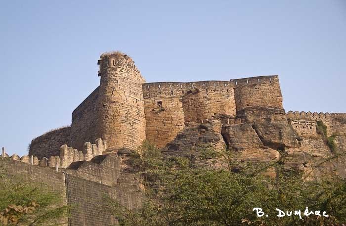 Forteresse de Gwalior