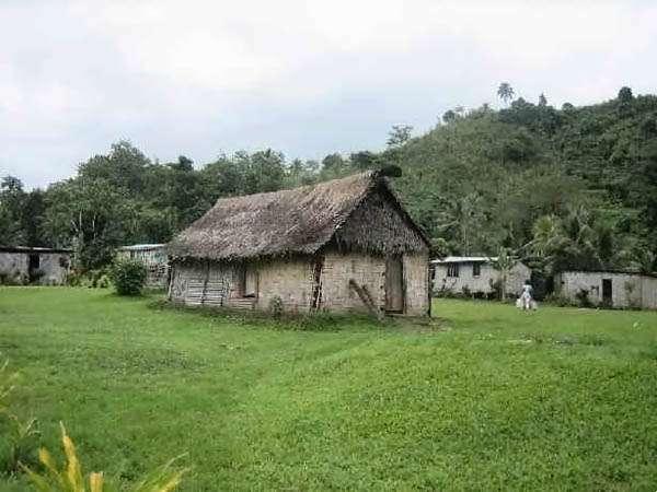 maison aux Fidji