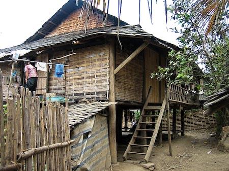 Maison près Mai Chau