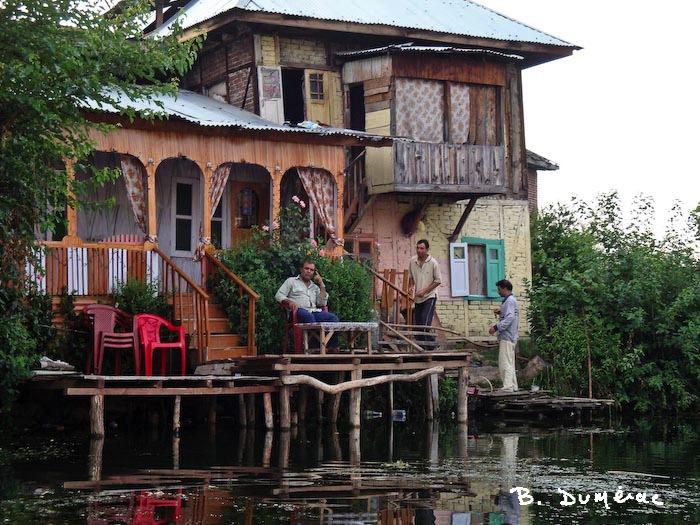 Srinagar maison