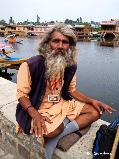 Srinagar personnage