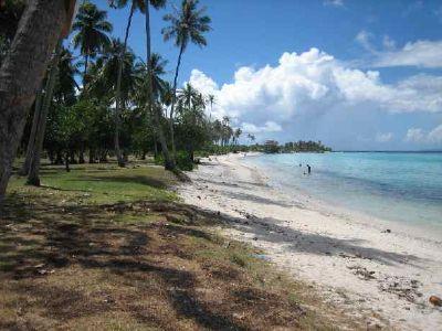 Plage de Tahiti