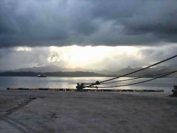 port aux Fidji