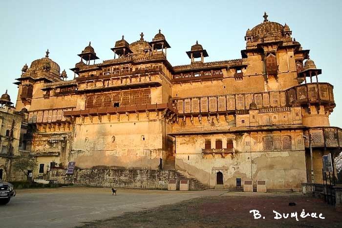 Raj Mahal Orchhâ