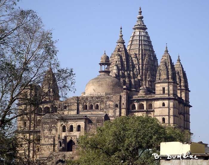 Temple Ram Rajah