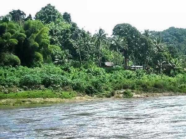 rivière aux Fidji
