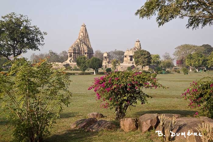 Site Khajuraho