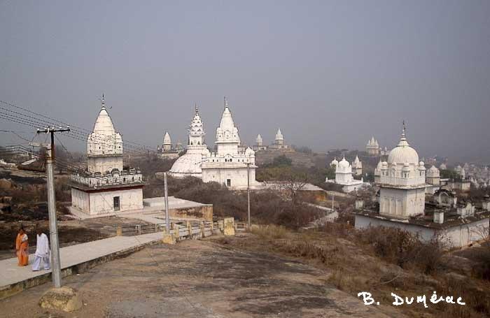 Sonagri temples jaïnistes