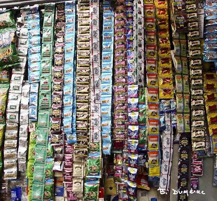 Tabac Inde