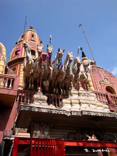 Delhi temple hindouiste