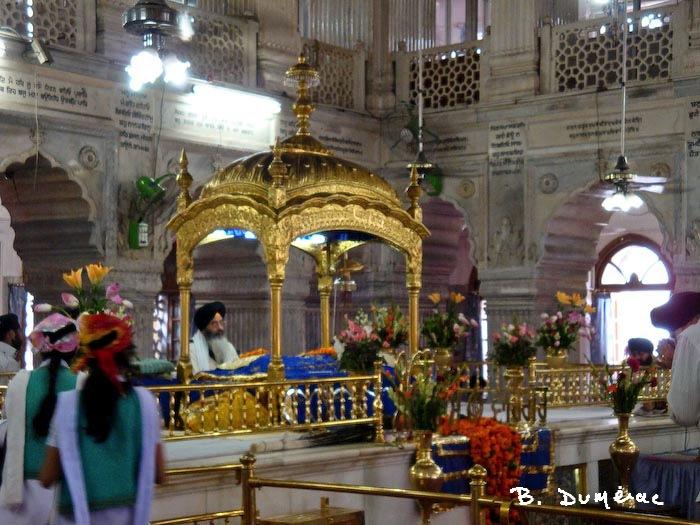 Delhi temple sikh