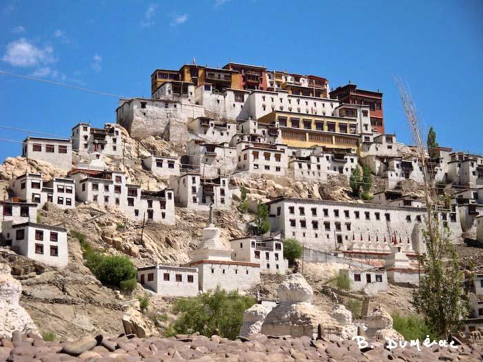 monastère de Thikse