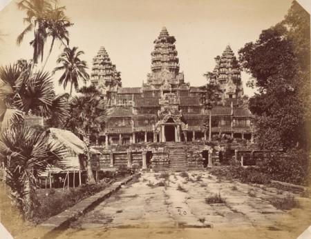 Angkor en 1866