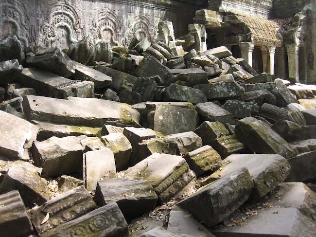 pierres Angkor