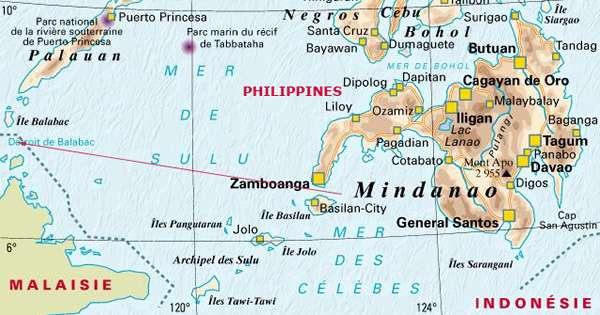 Philippines Malaisie 1