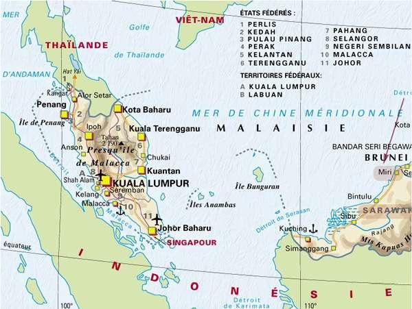Philippines Malaisie 2