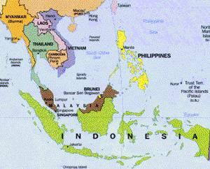 carte Malaisie 4