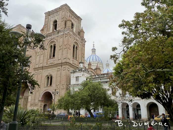 Cuenca cathédrale