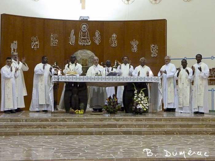 Messe commémorative 1