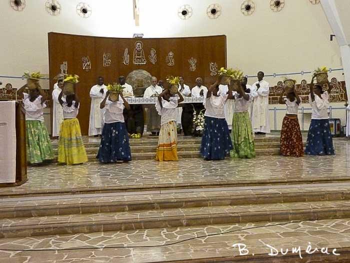 Messe commémorative 2