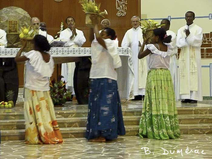 Messe commémorative 3