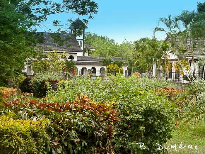 Monastère Esmeraldas