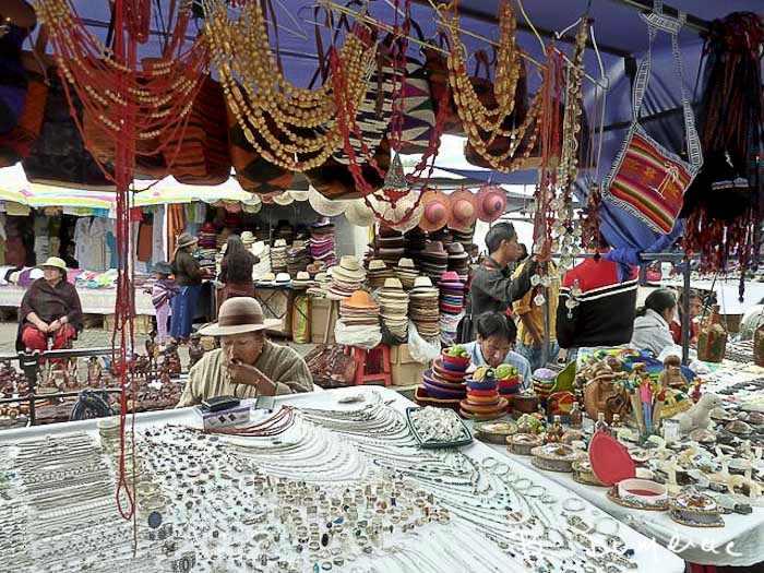 Artisanat Otavalo