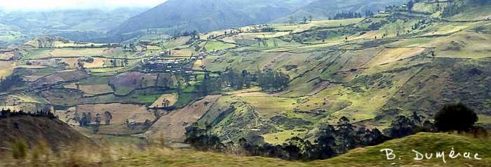 Paysage alentour Cuenca 2