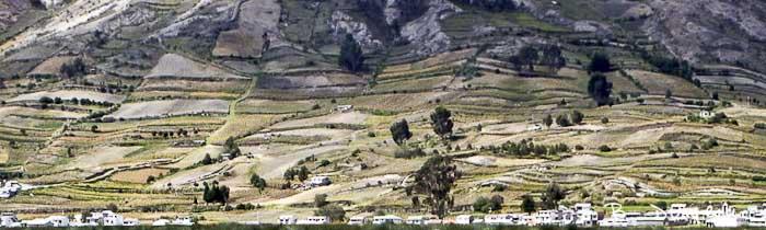 Paysage alentour Cuenca 9