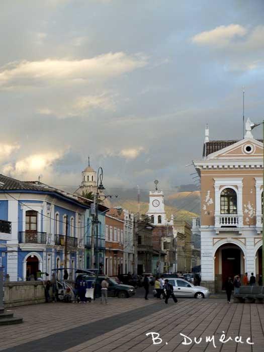 Place de Riobamba