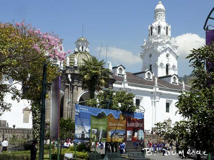 Plaza de la Independencia Quito