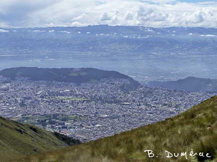 Quito téléphérique 2