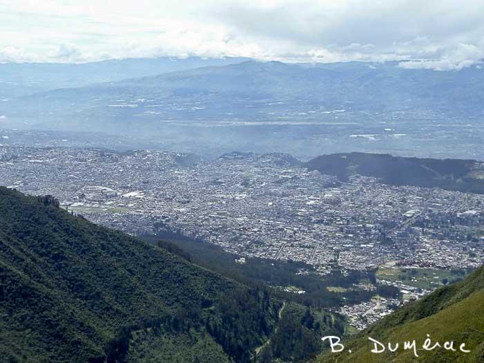 Quito téléphérique 3
