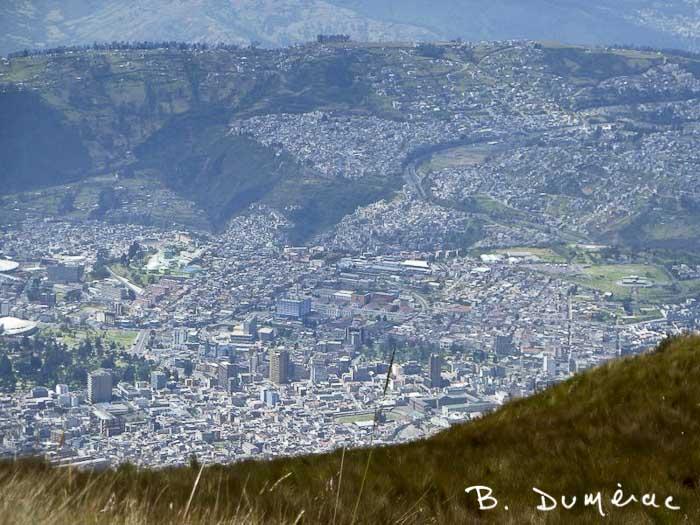 Quito téléphérique 1