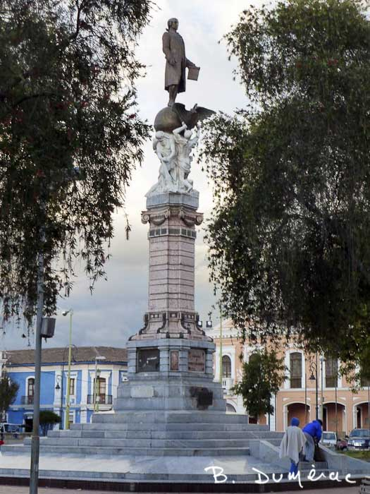 Riobamba Place de Maldonado