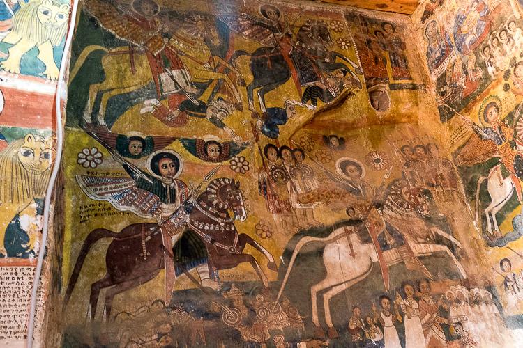 Eglise d'Abreha et Atsbea