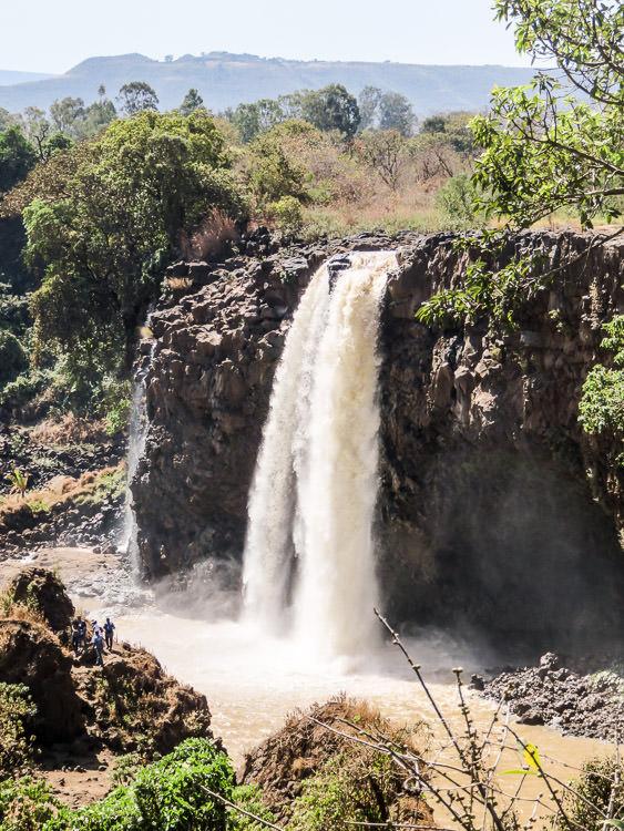 Source du Nil Bleu