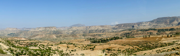 Massif de Gheralta