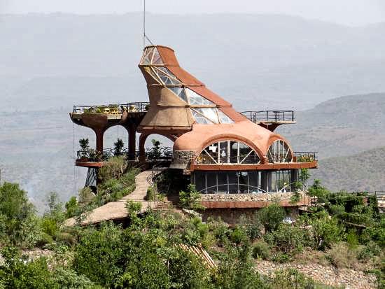 Restaurant Ben Abeba