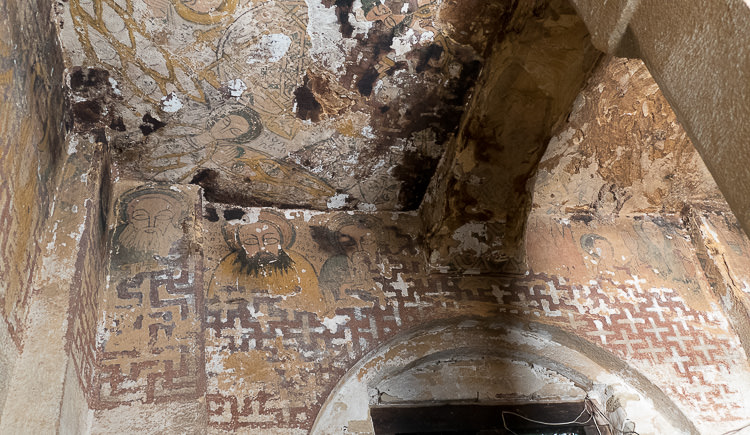 Eglise de Tcherqos