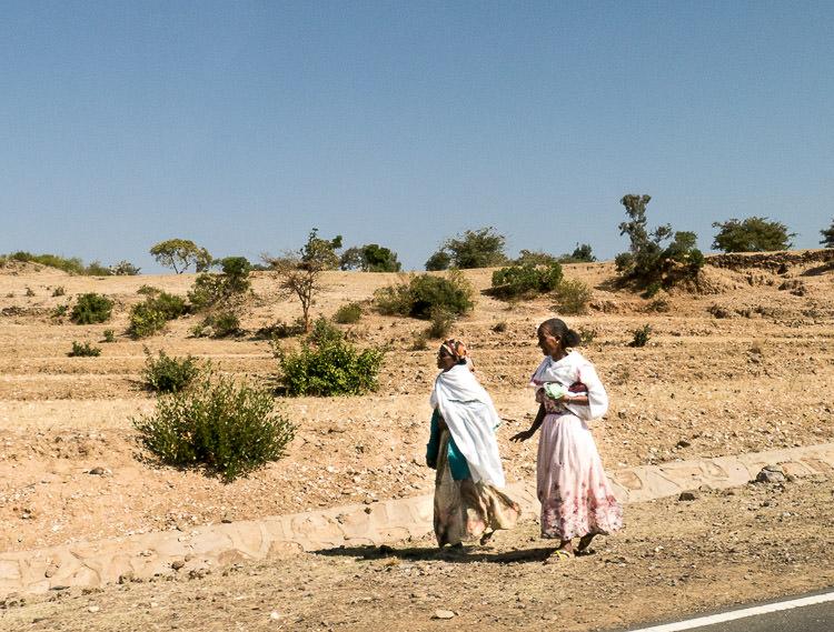 Hauts-plateaux du Tigré
