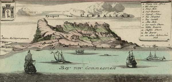 gibraltar ancien