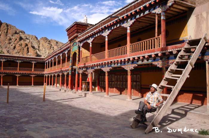 monastère de Hemis