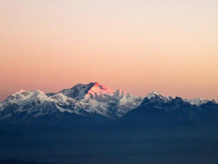 Darjeeling Kangchenjunga_1