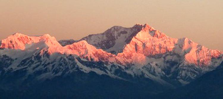 Darjeeling Kangchenjunga_2