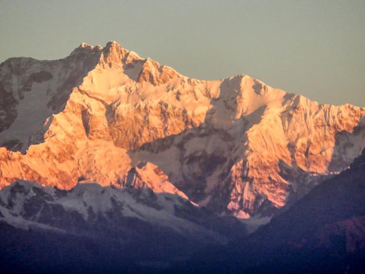 Darjeeling Kangchenjunga_3